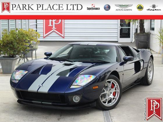 2005 Ford GT :19 car images available