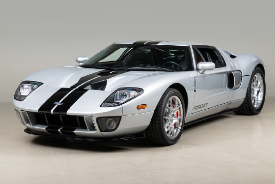 2005 Ford GT :6 car images available