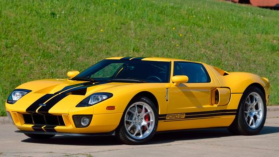2006 Ford GT  : Car has generic photo