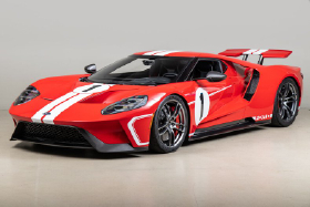 2018 Ford GT :12 car images available