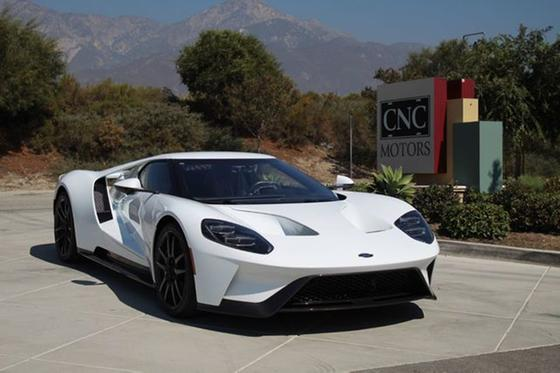 2018 Ford GT :24 car images available