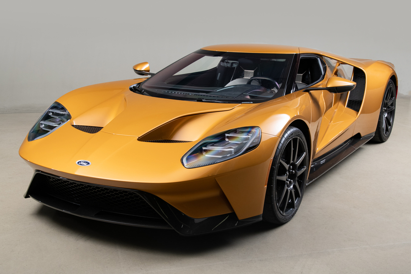 2019 Ford GT :12 car images available