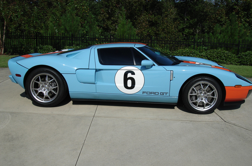 2006 Ford GT Heritage Edition:9 car images available
