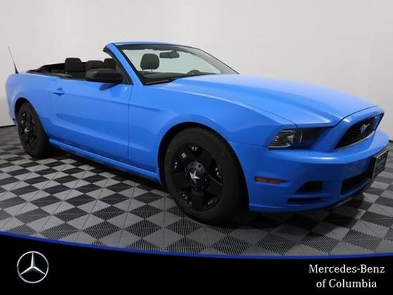 2014 Ford Mustang :24 car images available