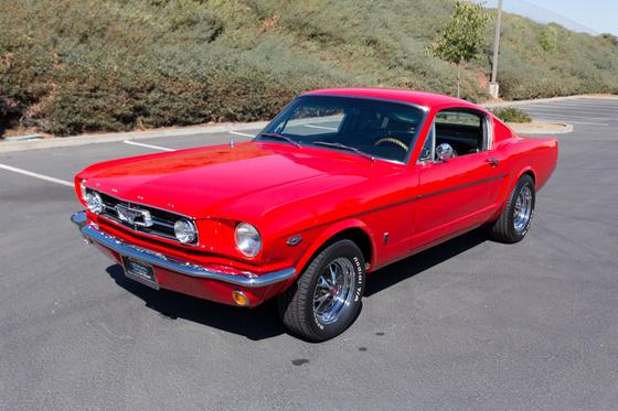 1965 Ford Mustang :9 car images available