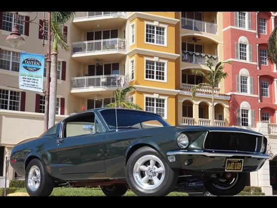 1968 Ford Mustang :24 car images available