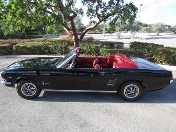 1966 Ford Mustang :20 car images available