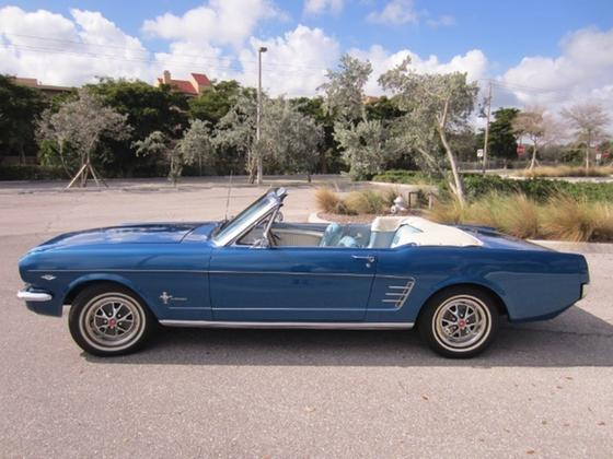 1966 Ford Mustang :22 car images available