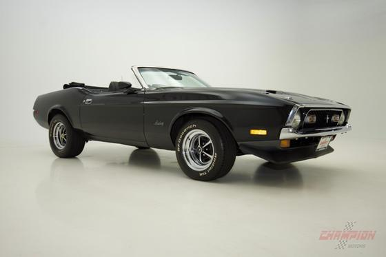 1971 Ford Mustang :24 car images available