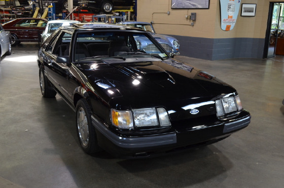 1986 Ford Mustang :23 car images available