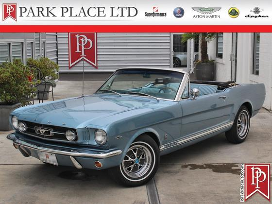 1965 Ford Mustang :15 car images available