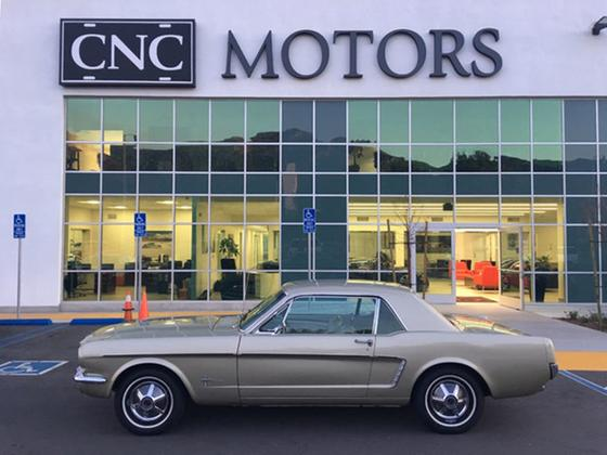 1965 Ford Mustang :7 car images available