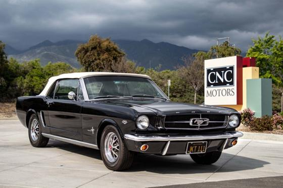 1964 Ford Mustang :24 car images available