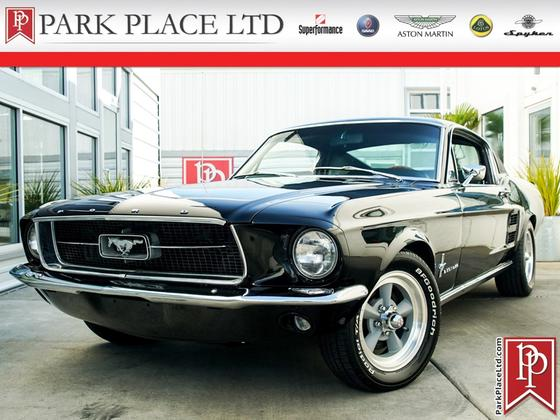 1967 Ford Mustang :24 car images available
