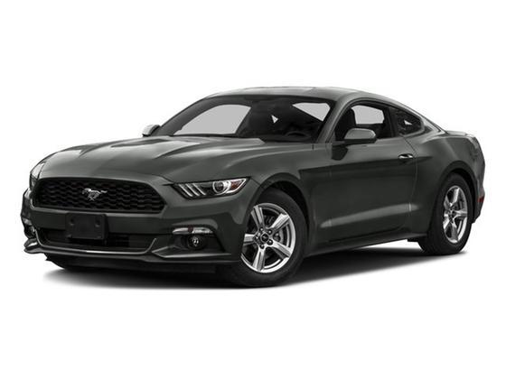 2016 Ford Mustang  : Car has generic photo