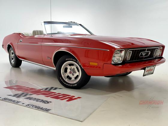 1973 Ford Mustang :24 car images available
