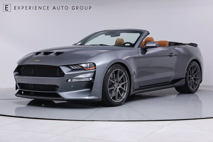 2019 Ford Mustang :24 car images available