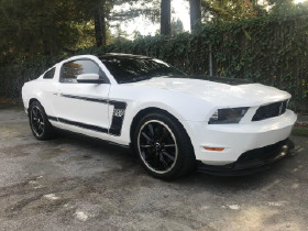 2012 Ford Mustang Boss 302:13 car images available