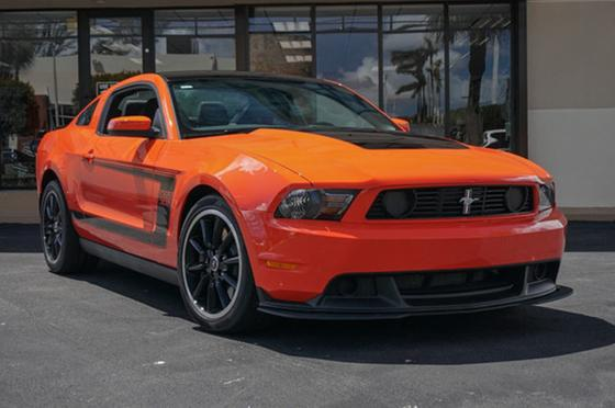 2012 Ford Mustang Boss 302:23 car images available