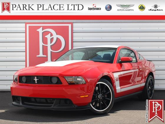 2012 Ford Mustang Boss 302:24 car images available