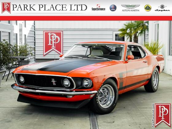 1969 Ford Mustang Boss 302:24 car images available