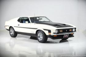 1971 Ford Mustang Boss 351:24 car images available