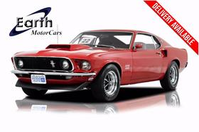 1969 Ford Mustang Boss 429:24 car images available
