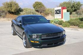 2008 Ford Mustang Bullitt:24 car images available