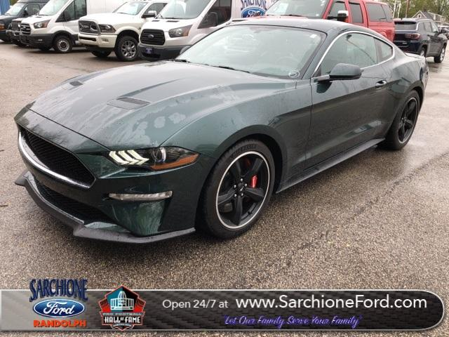 2019 Ford Mustang Bullitt : Car has generic photo