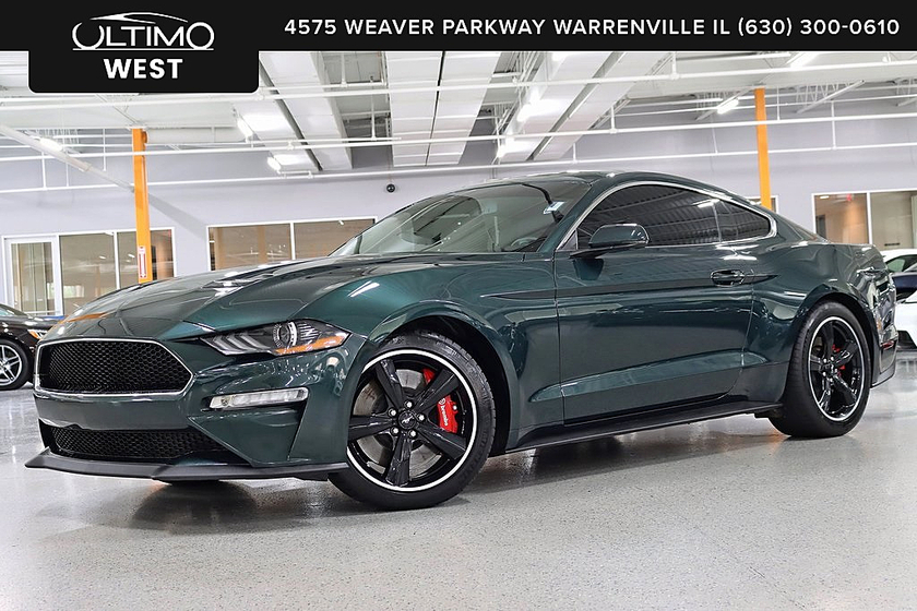 2019 Ford Mustang Bullitt:24 car images available