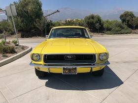 1968 Ford Mustang Deluxe