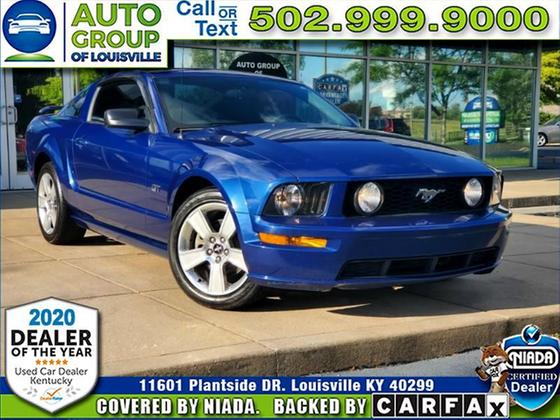 2006 Ford Mustang Deluxe:24 car images available