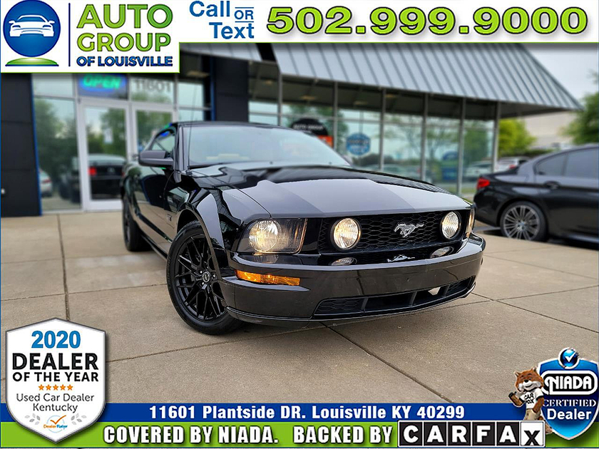 2007 Ford Mustang Deluxe:24 car images available