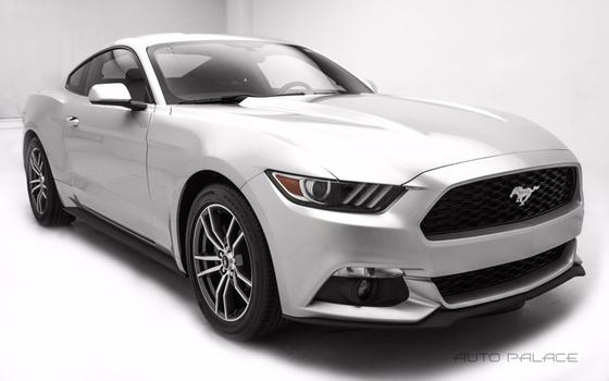 2017 Ford Mustang EcoBoost:24 car images available