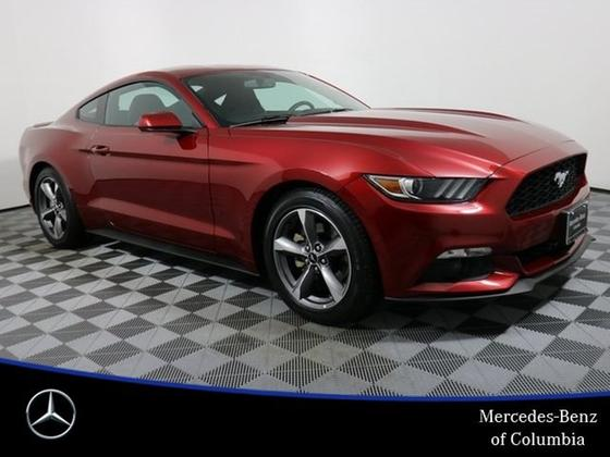 2016 Ford Mustang EcoBoost:24 car images available