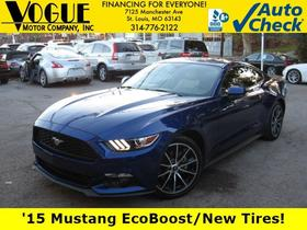 2015 Ford Mustang EcoBoost:21 car images available