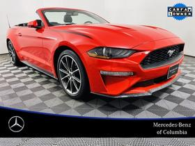 2019 Ford Mustang EcoBoost:24 car images available