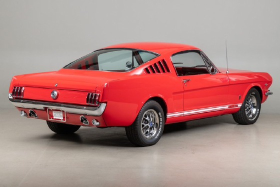 1966 Ford Mustang Fastback GT