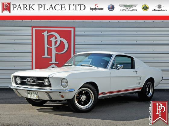1967 Ford Mustang Fastback GTA:24 car images available