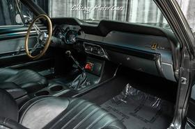 1967 Ford Mustang Fastback