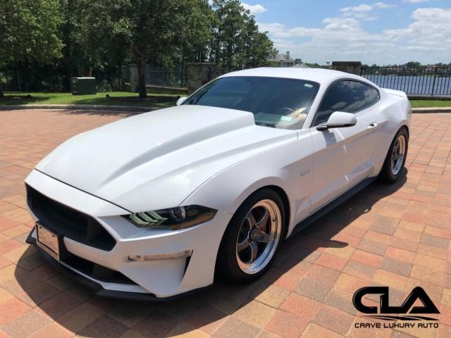 2019 Ford Mustang Fastback:24 car images available