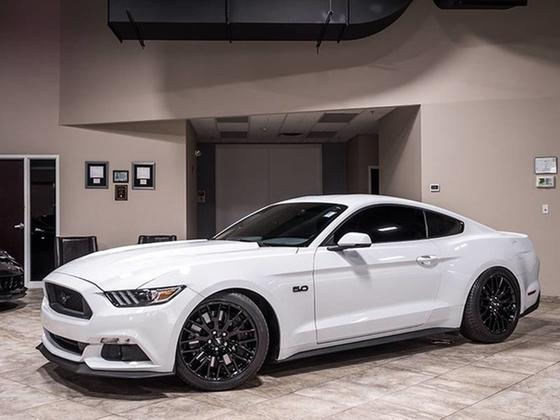 2015 Ford Mustang GT Premium:24 car images available