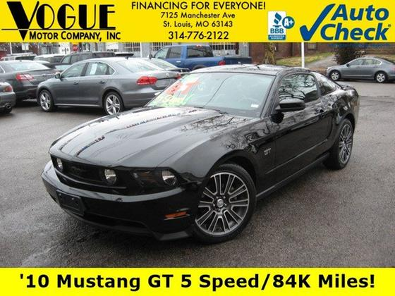 2010 Ford Mustang GT Premium:23 car images available