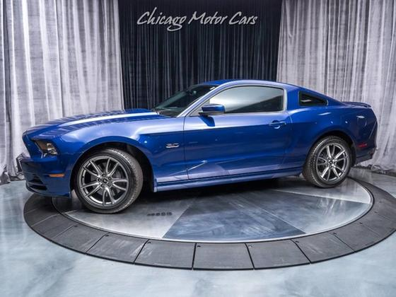 2014 Ford Mustang GT Premium:24 car images available
