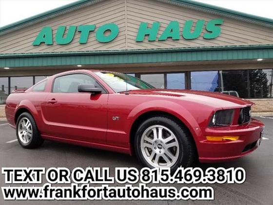 2006 Ford Mustang GT Premium:23 car images available