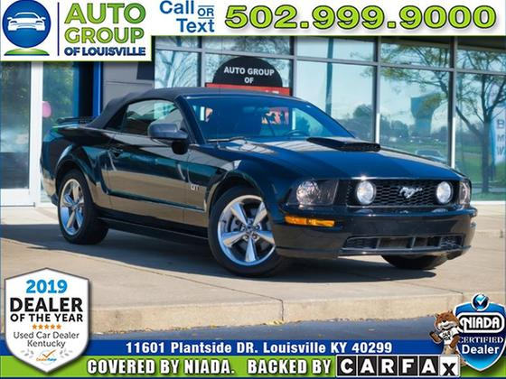2007 Ford Mustang GT Premium:24 car images available