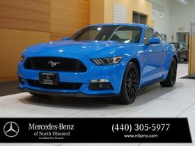 2017 Ford Mustang GT Premium:24 car images available