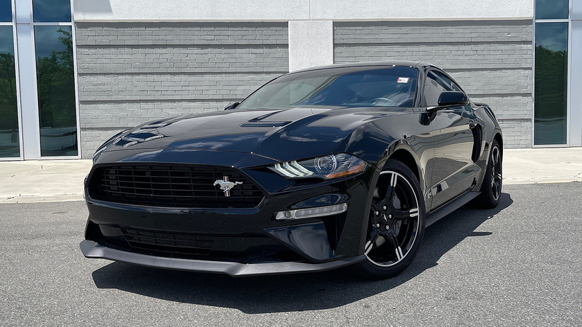 2020 Ford Mustang GT Premium:24 car images available