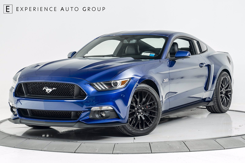 2016 Ford Mustang GT Premium:24 car images available