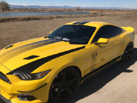 2016 Ford Mustang GT Track Pack